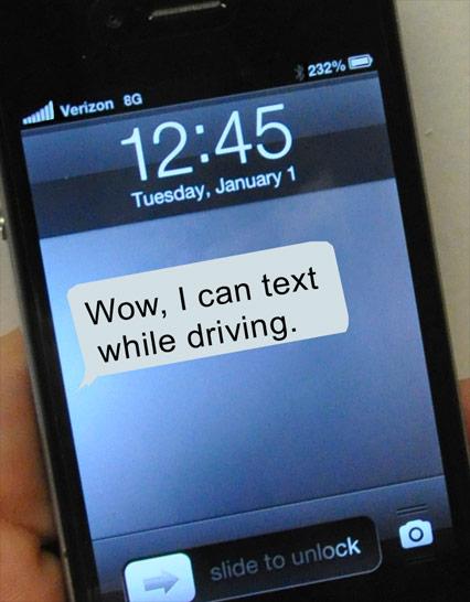 textdriving8g