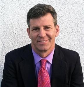 Candidate Kevin Moddus, sans his tin foil hat.
